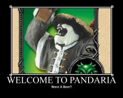 Welcome to Pandaria by Zolf-Kun