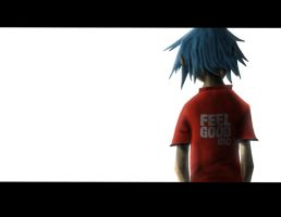Gorillaz - Feel Good Inc. by VicDeS-P