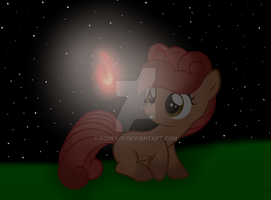 Vulpix Pony by Posey-11