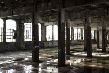 Lost Place 6 by Inilein
