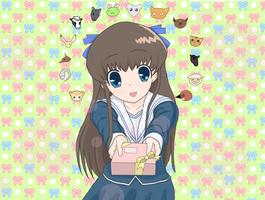 Gift - Happy Birthday to Radii-chan by Jerikuto