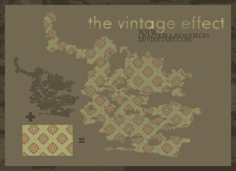 The Vintage Effect-brushes by crazykira-resources
