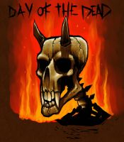 day of the dead by Tatonkus