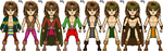 Elfquest: Chot2-8 by thetrappedartist