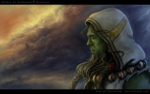 Thrall by Gellinjer