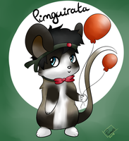 For Pinguirata ! by Pweett