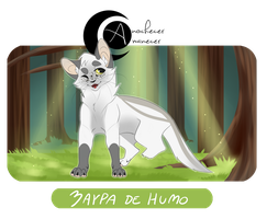 [AYA] Zarpa de Humo by HappyOreoDay