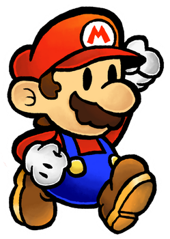 Paper Mario Story by Fawfulthegreat64