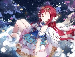 Angel Riko by bondson