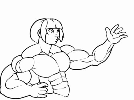 flex animation by ayanamifan