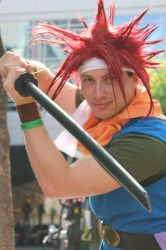 Crono Cosplay 4 by Flamesofmercy