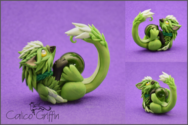 Laio - polymer clay by CalicoGriffin