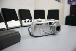 My first digital camera by keemps