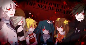 Welcome to the Sea of Death by Mary-ko