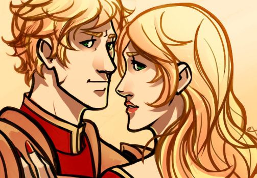 The Lannister Twins by ex-m