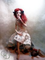bjd ball jointed doll D by cdlitestudio