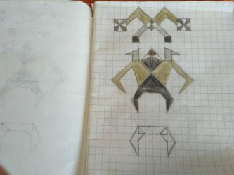 my first drawings by cheezhyyolo