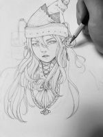 Untitled WIP by TheAncientMasteress