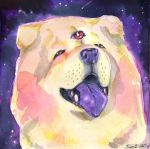 Dogge icon by TiamatART