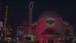 Hard Rock Cafe by sSTARRMa