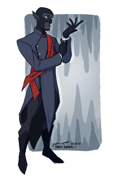 Forgotten Fortress 2 - Spy by TariToons