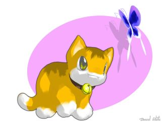 kitten_n_butterfly.original by oafboy