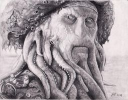 Davy Jones by Fia-Liz