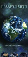 UNRESTRICTED - Planet Earth PNG Pack by frozenstocks
