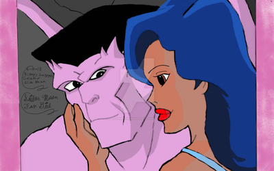 Goliath And Elisa 124 by SailorMoonFanGirl