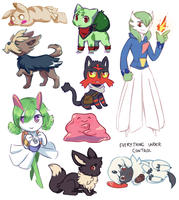 Pokemon resquests from stream