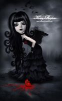 Little broken doll by Black-Nemesi