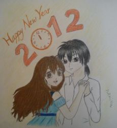 Happy New Year 2012 by namirin