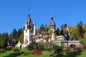 Peles Castle by Buhuhu87