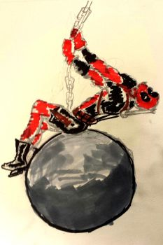 came in like a wrecking ball!! by Jhaiden-Black84