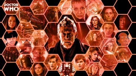 The War Doctor by DoctorRy
