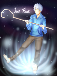 Rinspirit Art 10 8 Jack Frost By