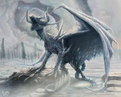 Ice Lord by CindyWorks