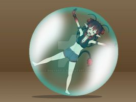 Lora And Her Bubble by shaygoyle