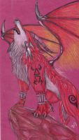 howl to hell by Suenta-DeathGod