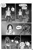 DreamCatcher Chap. 5: Pg. 14 by Lunaromon