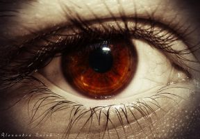 Eye of an Angel by AlexBlood