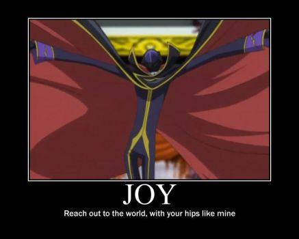 Code Geass Motivational Poster by R0LAN by mjanes7499