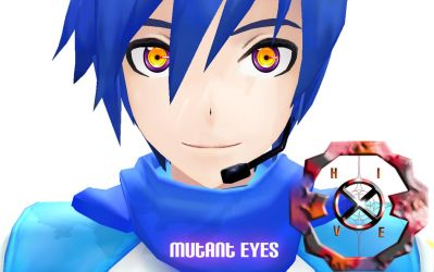 Mutant Eye Textures Re-Release by Imalune