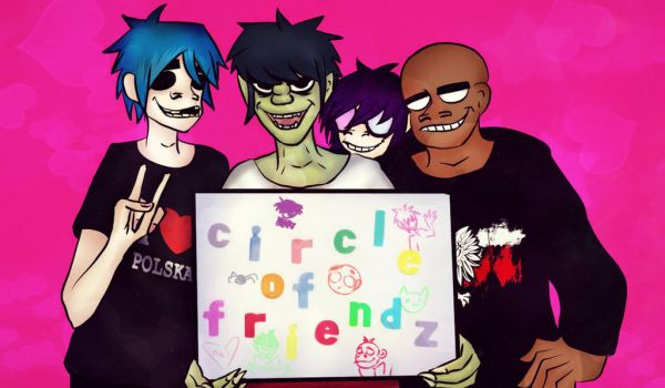 Circleoffriendz by Akikko2309