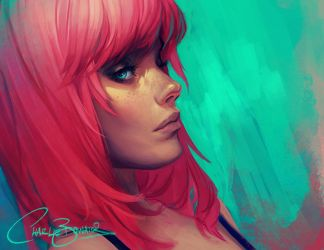 Neon by Charlie-Bowater