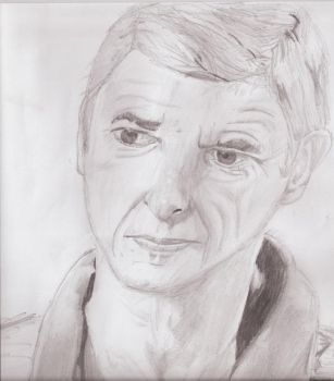 Arsene Wenger by cupid519