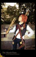 Steampunk AiW: March Hare 03 by XiaoBai