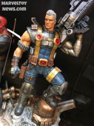 Marvel Premier Cable by BLACKPLAGUE1348