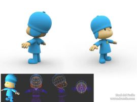 Pocoyo by Dremin