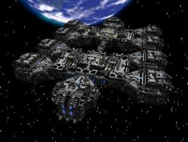 Abeille-II Station by Rixit